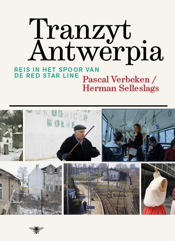 Tranzyt Antwerpia - Cover